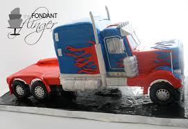 Optimus Prime Truck Process