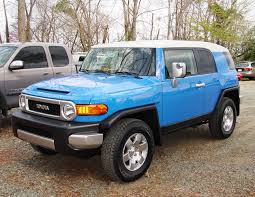 2007-2014 Toyota FJ Cruiser Car Audio Profile