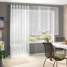flächen vorhang und gardine für ihr esszimmer