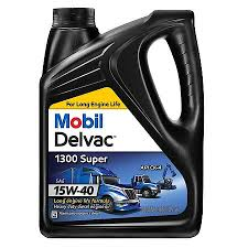 Oil Rain Lamp Motor by Mobil Super Delvac 1300 15w 40 Heavy Duty Motor Oil 1 Gallon