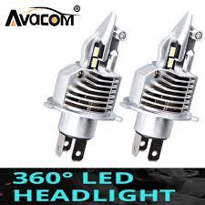100 Truck Accessories.com AVACOM H4 Led Headlight 24v Truck Accessories 360 Degree