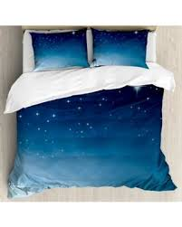 SPECTACULAR Deal on Night Queen Size Duvet Cover Set Ombre