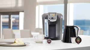 Your High Tech Coffee Machine Could Be Making You Sick