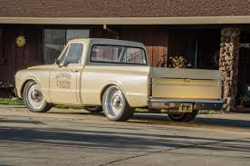 100 Chevy Trucks For Sale In California Secret Recipe For One Sweet 1968 C10 Hot Rod Network