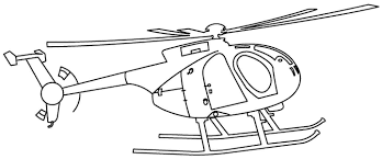 Helicopter Coloring Page Pages For Kids Printable To Print Online Of Animals