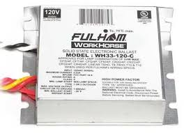fulham workhorse 5 to 35 watts 1 or 2 ls electronic ballast