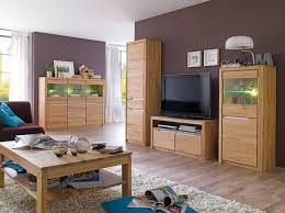 expendio wohnzimmer set pisa 50 spar set 5 tlg eiche bianco massiv montiert mit glaskantenbeleuchtung und softclose funktion kaufen