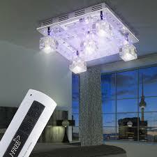 leuchtendirekt atria 50377 17 led deckenle decken leuchte wohnzimmer le gs