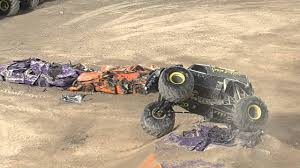 100 Monster Truck Show Miami Grave Digger The Legend Freestyle In 2015 YouTube