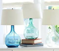 Target Lamp Base Blue by Table Lamp Frosted Glass Table Lamp Shade Replacements Lamps For