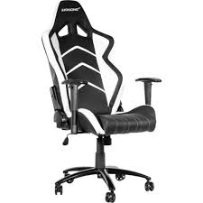 Akracing Gaming Chair Blackorange by Gaming Chair Akracing Player Gaming Chair Schwarz Weiß Black