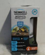 Thermacell Mosquito Repellent Outdoor Led Lantern by Thermacell Mrclc Mosquito Repellent Pest Control Scout Camp