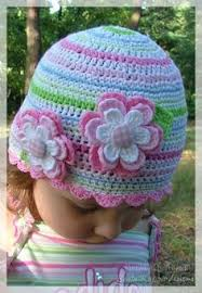 Crochet Panama Hat for Girls [Free Pattern and Video Tutorial
