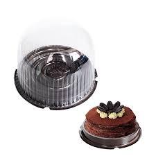 großhandel 50 stücke runde form kuchen box kunststoff käse kuchen liner kuchen fällen geschenk großhandel zhiliantan1 36 25 auf de dhgate