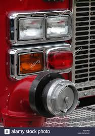 100 Fire Truck Parts Unique Parts And Areas Of A Fire Truck Stock Photo 10617271 Alamy
