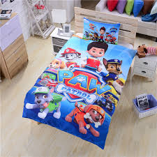 Hot Paw Patrol Bedding Set New Arrival Duvet Cover Set Twin Full
