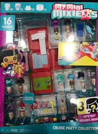My mini Mixie Q s series 3 Cruise Party Collection Costco bundle