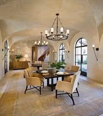 San Francisco Faux Ceiling For Mediterranean Dining Room ...