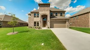 New Homes for sale Waxahachie TX arbor at willow grove