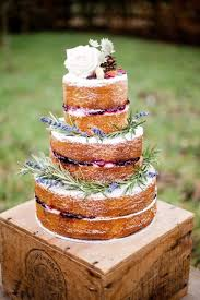 Rustic Wedding Cake No Frosting Beautiful Best 25 Diy Ideas On Pinterest Country