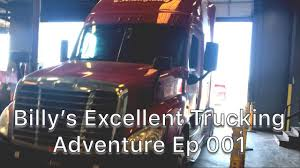100 England Truck Driving School Billys Excellent Ing Adventure Ep 001 YouTube