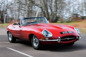 Jaguar E Type Jaguar F Type vs E Type