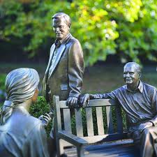 Uncle Hershel Statue