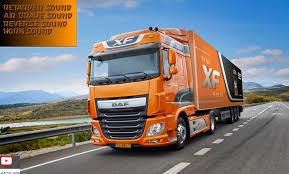 DAF XF EURO 6 SOUND PACK ETS2 -Euro Truck Simulator 2 Mods