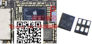 original new For iPhone 6 6G U2403 SIM card slot IC card reader IC