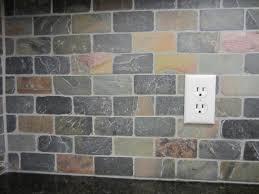 subway tile backsplash show me your multi colored subway tile
