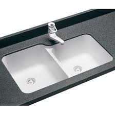 Kohler Riverby Sink Undermount by Sinks Kitchen Sinks Undermount Algor Plumbing And Heating Supply