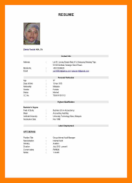 Resume Format Malaysia Beautiful Sample 2013 Ixiplay Free Samples