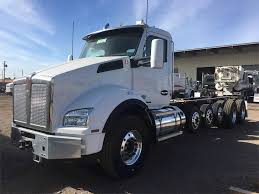 2019 Kenworth T880 Cab & Chassis Truck For Sale | Tolleson, AZ ... Used Kenworth Trucks For Sale Bestwtrucksnet Kenworth Trucks For Sale In Indiana Ari Legacy Sleepers Rr Classic Ltd For Porter Truck Salesused T800 Houston Texas Youtube 2017 W900 Studio From Coopersburg Dump Trucks Sale Heavy Duty Dump 2011