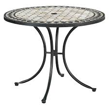 Telescope Patio Furniture Granville Ny by Telescope Casual 42 In Glass Top Patio Dining Table Hayneedle