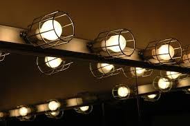 dressing room lights house exterior and interior dressing room