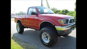 100 Lifted Trucks For Sale In Florida 1996 Toyota Tacoma 4wd Truck YouTube