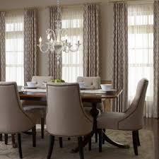Dining Room Curtain Decor Window Curtains Drapes