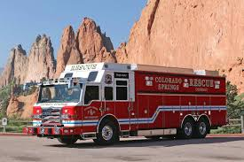 100 Trucks For Sale In Colorado Springs Rescue Company Pierce Heavy Duty Rescue Truck
