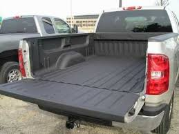 1 M A T Spray on Bedliner Over the Rail