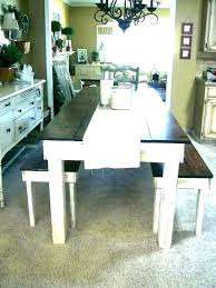 Diy Dining Bench With Back Room Plans Rustic Storage