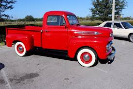 1952 Ford F1 Pickup Stock # 52F1 For Sale Near Sarasota, FL | FL ...