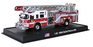 Amazon.com: Quint Pierce USA - 2005 Diecast 1:87 Fire Truck Model ... 13412 Pierce Fire Truck Wallpaper Pierce Arrow Xt Custom Pumper Fire Truck Emergency Equipment Eep Trucks Perform Better With Diamond Technology From Power Sdfd Pumper Of The San Diego Flickr Ten 8 Apparatus Ten8 Gta Iv Galleries Lcpdfrcom 1979 Ford C8000 Used Details Macqueen Gupintroducing Group In Action 1993