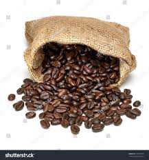 Background Realistic Hand Drawing Of Coffee Bag With Source The Images Collection Burlap On Effect Cliparts Free