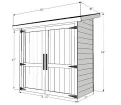 12 12 shed building plans lean to shed building plans free 12 12