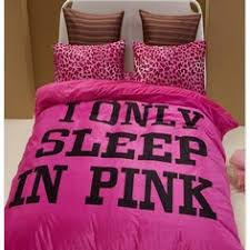 Victoria Secret Pink Bedding Queen by 100 Egyptian Cotton Thicker Bedclothes Orange Pink King Queen
