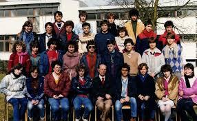 lycee pasteur mont roland photo de classe seconde4 de 1982 lycée polyvalent privé pasteur