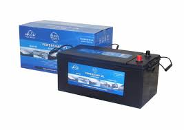 LEOCH Powerstart 625 PLUS HEAVY DUTY 12V 230ah 1400CCA Battery ...