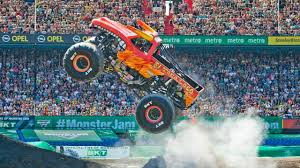 100 Toro Loco Monster Truck El Full Freestyle From Rotterdam