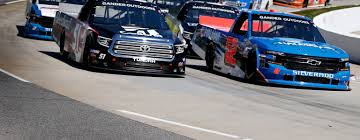 100 Nascar Truck Race Results Martinsville March 23 2019 Racing News