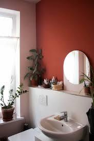 diy spiegel zum anlehnen für s badezimmer johanna brüggemann